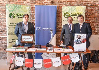 25 de octubre Colonia: Las empresas te cuentan