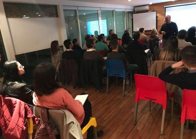 Coaching 2017 en Sinergia Cowork